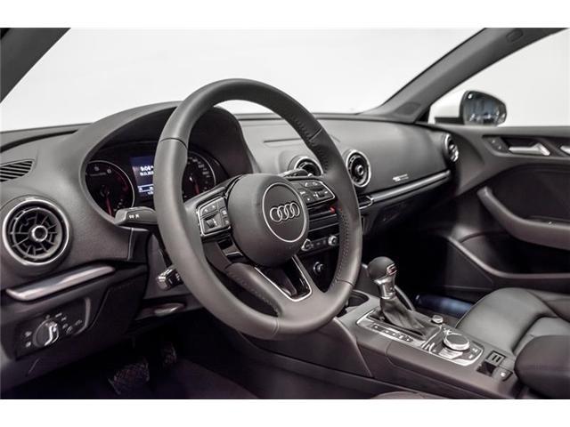 2019 Audi A3 45 Komfort (Stk: T16308) in Vaughan - Image 7 of 16