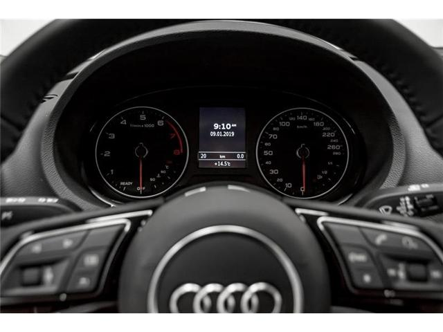 2019 Audi A3 45 Komfort (Stk: T16308) in Vaughan - Image 12 of 16