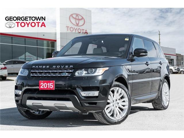 Used 2015 Land Rover Range Rover Sport V6 SE for Sale in