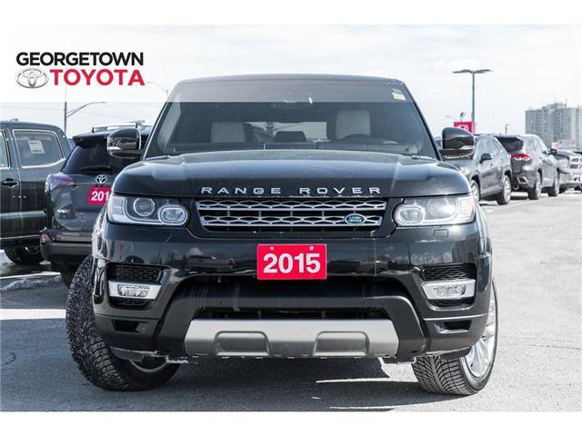 2015 Land Rover Range Rover Sport V6 SE (Stk: 15-08177) in Georgetown - Image 2 of 20