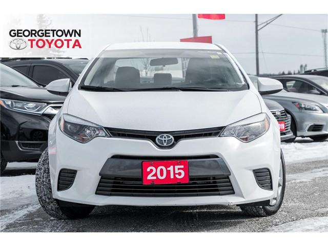2015 Toyota Corolla  (Stk: 15-69349) in Georgetown - Image 2 of 18