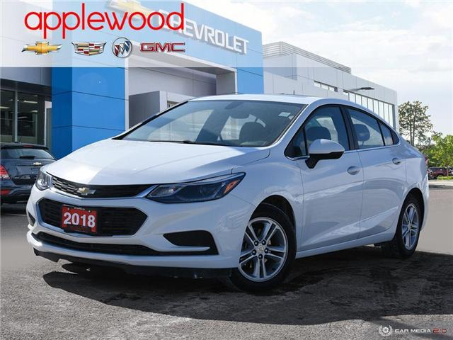 2018 Chevrolet Cruze LT Auto (Stk: 5980A) in Mississauga - Image 1 of 27