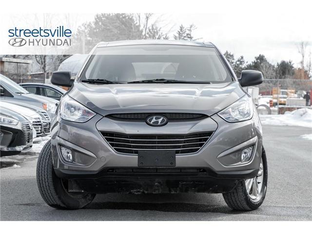 2013 Hyundai Tucson  (Stk: 19TU021A) in Mississauga - Image 2 of 18