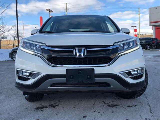 2015 Honda CR-V EX (Stk: 190494P) in Richmond Hill - Image 2 of 16