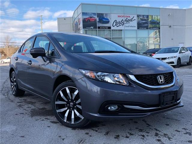 2015 Honda Civic Touring (Stk: 190441P) in Richmond Hill - Image 1 of 19