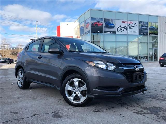 2016 Honda HR-V LX (Stk: 2096P) in Richmond Hill - Image 1 of 18