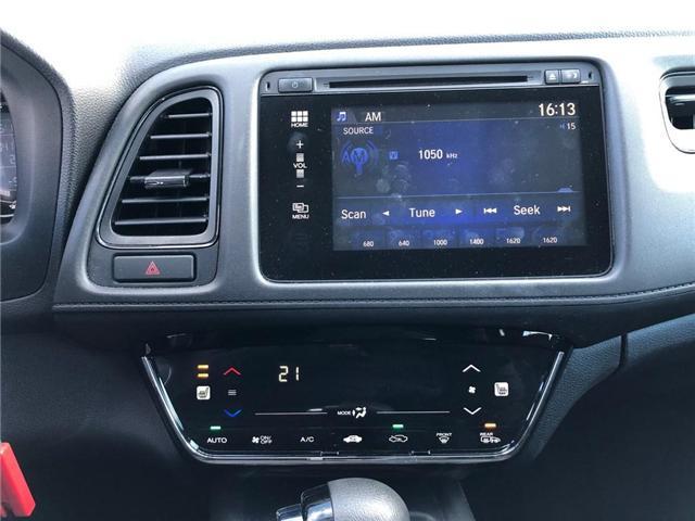 2016 Honda HR-V LX (Stk: 2096P) in Richmond Hill - Image 9 of 18