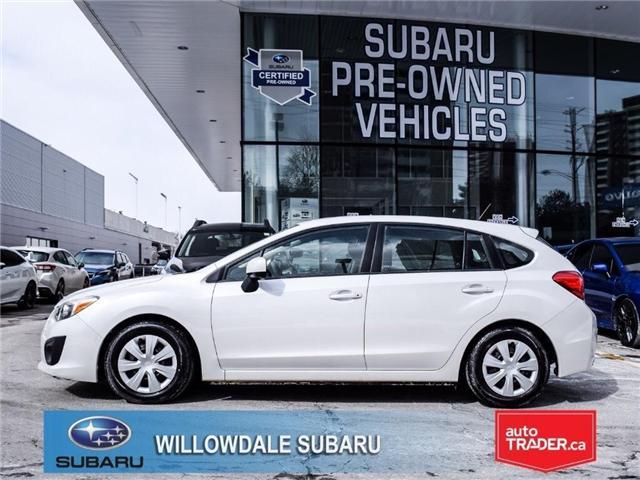 2012 Subaru Impreza 2.0i (CVT) | NO ACCIDENTS | REMOTE STARTER (Stk: 14408A) in Toronto - Image 2 of 22