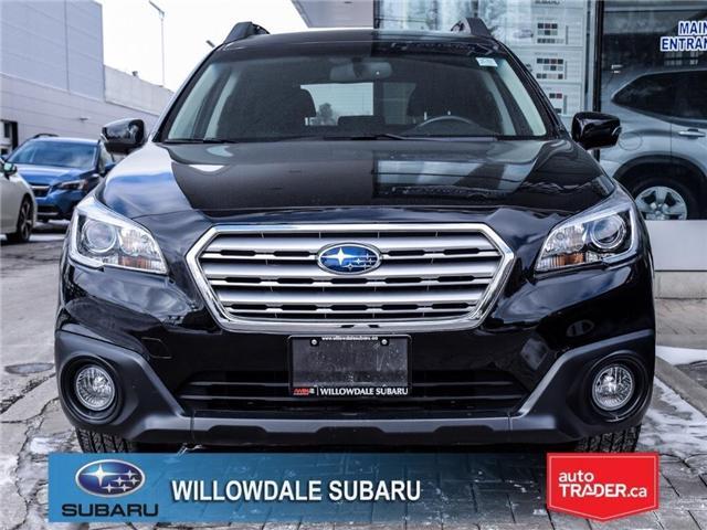 2016 Subaru Outback 2.5i Touring | SUNROOF | HEATED SEATS (Stk: P2696) in Toronto - Image 2 of 19