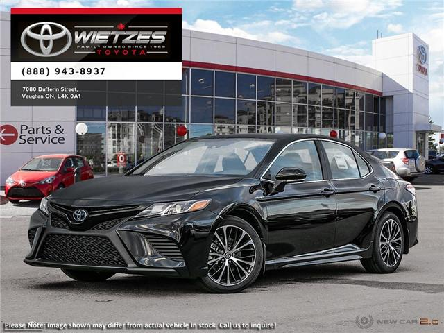 2019 Toyota Camry Hybrid SE (Stk: 68132) in Vaughan - Image 1 of 24
