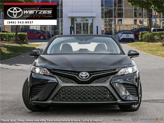 2019 Toyota Camry Hybrid SE (Stk: 68132) in Vaughan - Image 2 of 24
