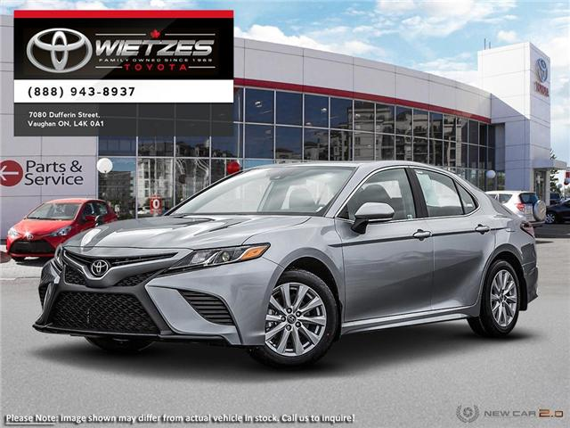 2019 Toyota Camry SE (Stk: 68258) in Vaughan - Image 1 of 24