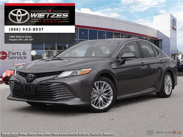 2019 Toyota Camry Hybrid XLE (Stk: 68185) in Vaughan - Image 1 of 23