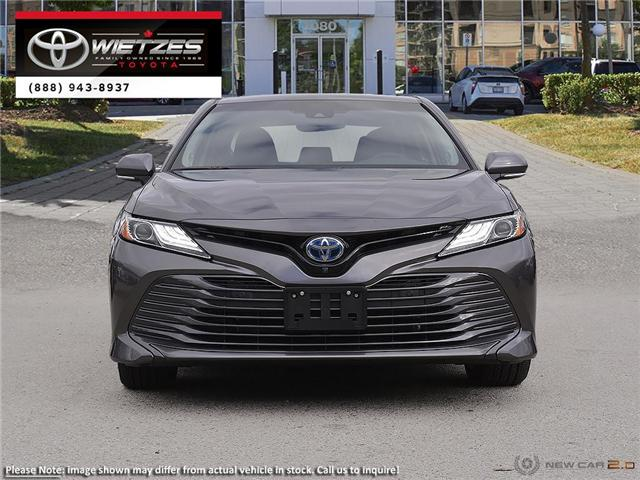2019 Toyota Camry Hybrid XLE (Stk: 68185) in Vaughan - Image 2 of 23