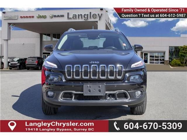 2014 Jeep Cherokee Limited (Stk: K354565A) in Surrey - Image 2 of 26