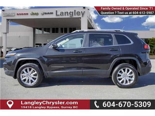 2014 Jeep Cherokee Limited (Stk: K354565A) in Surrey - Image 4 of 26