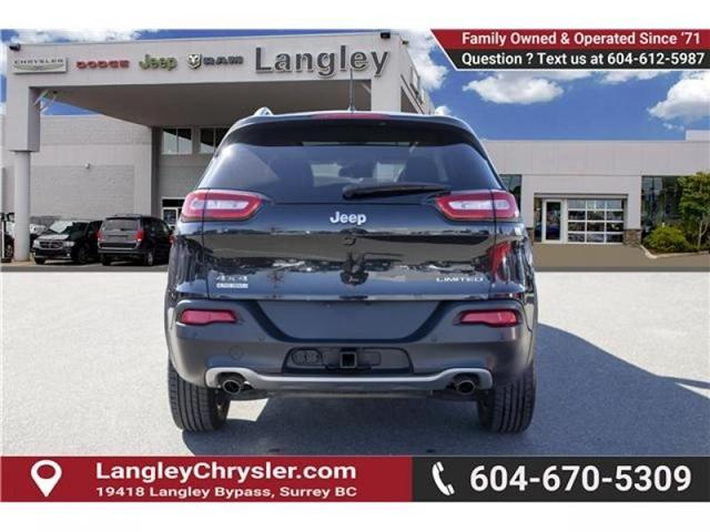 2014 Jeep Cherokee Limited (Stk: K354565A) in Surrey - Image 5 of 26