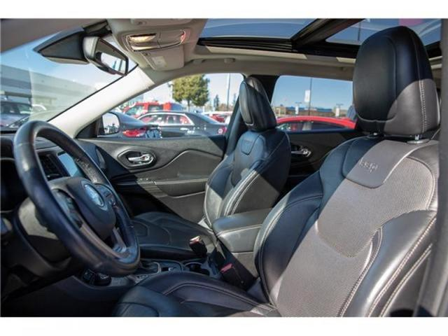 2014 Jeep Cherokee Limited (Stk: K354565A) in Surrey - Image 8 of 26