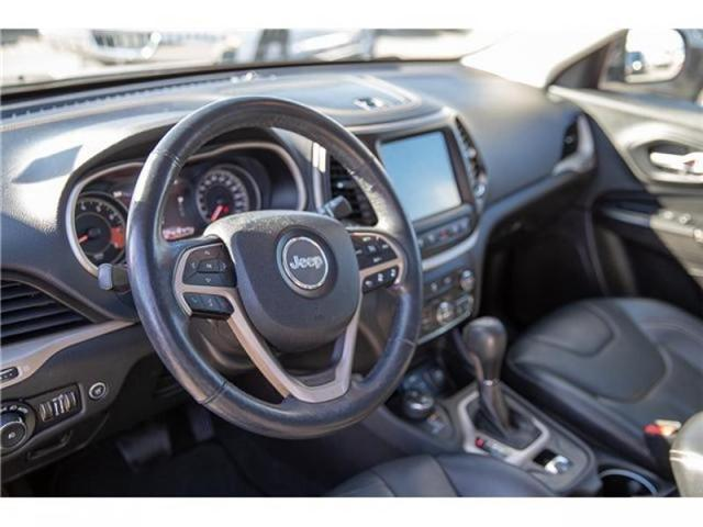 2014 Jeep Cherokee Limited (Stk: K354565A) in Surrey - Image 9 of 26
