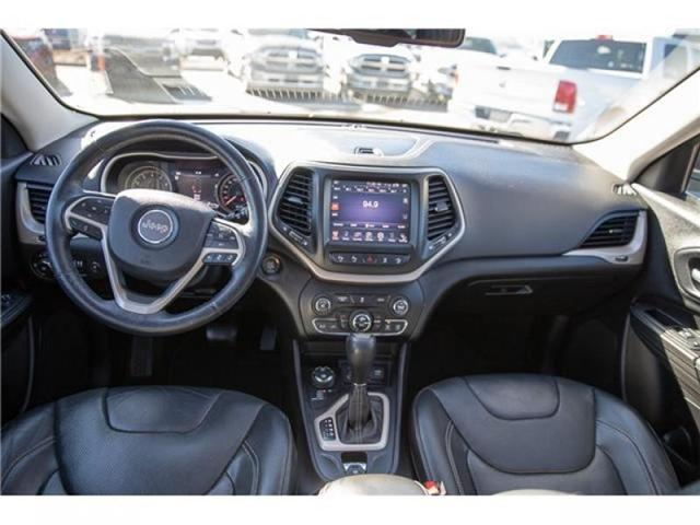 2014 Jeep Cherokee Limited (Stk: K354565A) in Surrey - Image 11 of 26