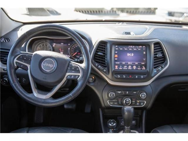 2014 Jeep Cherokee Limited (Stk: K354565A) in Surrey - Image 12 of 26