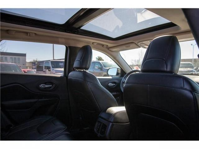 2014 Jeep Cherokee Limited (Stk: K354565A) in Surrey - Image 14 of 26