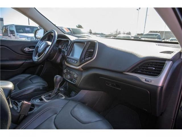 2014 Jeep Cherokee Limited (Stk: K354565A) in Surrey - Image 15 of 26