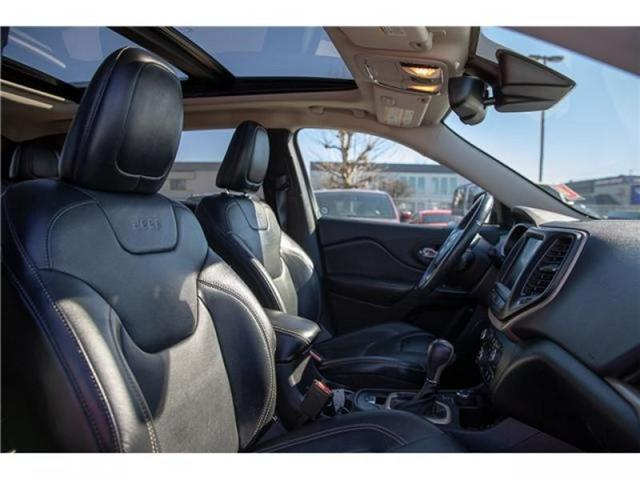 2014 Jeep Cherokee Limited (Stk: K354565A) in Surrey - Image 16 of 26