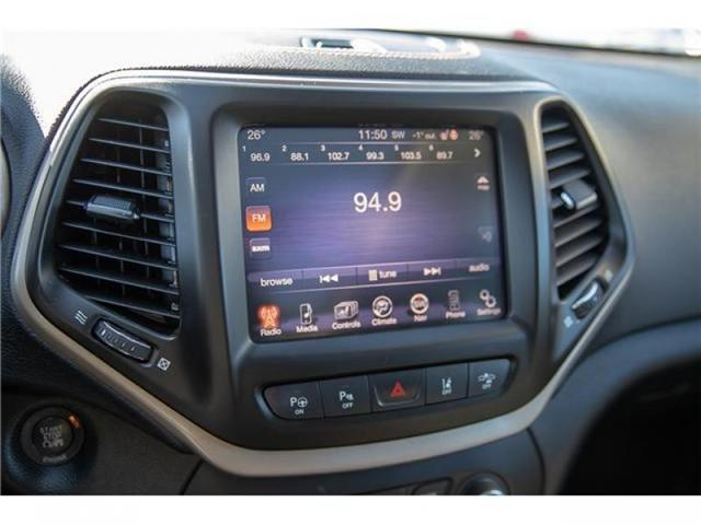 2014 Jeep Cherokee Limited (Stk: K354565A) in Surrey - Image 20 of 26