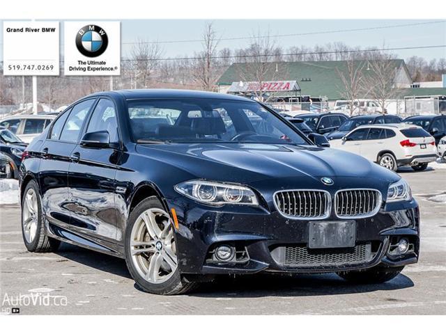 2016 BMW 535i xDrive (Stk: 50815A) in Kitchener - Image 1 of 22
