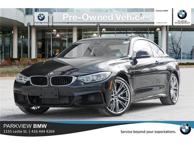 2016 BMW 435i xDrive (Stk: 301568A) in Toronto - Image 1 of 21