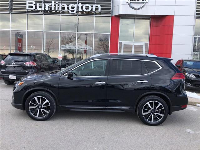 2017 Nissan Rogue SL Platinum (Stk: Y6007A) in Burlington - Image 2 of 20