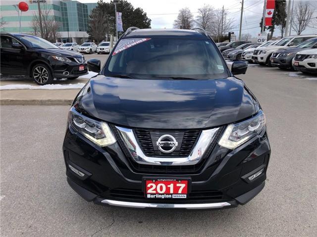 2017 Nissan Rogue SL Platinum (Stk: Y6007A) in Burlington - Image 8 of 20