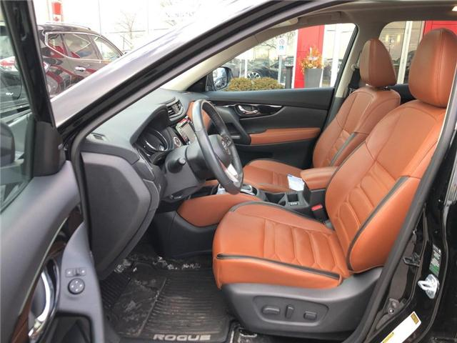 2017 Nissan Rogue SL Platinum (Stk: Y6007A) in Burlington - Image 12 of 20