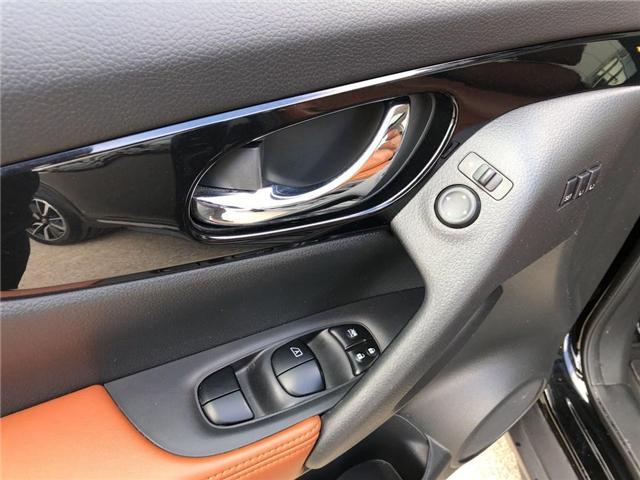 2017 Nissan Rogue SL Platinum (Stk: Y6007A) in Burlington - Image 13 of 20
