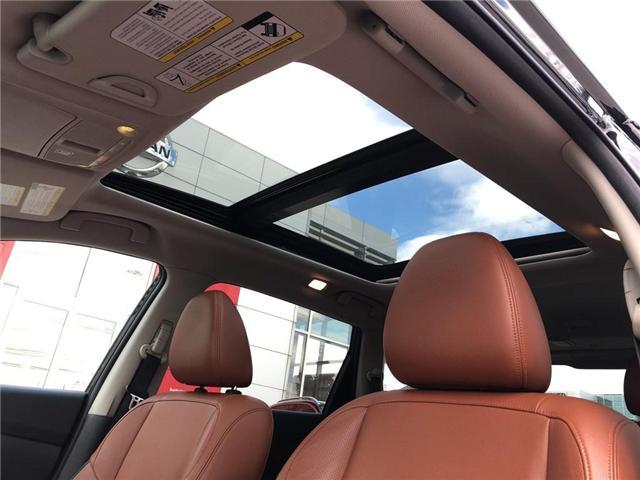 2017 Nissan Rogue SL Platinum (Stk: Y6007A) in Burlington - Image 15 of 20