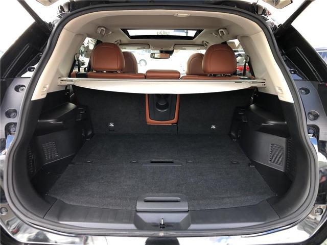2017 Nissan Rogue SL Platinum (Stk: Y6007A) in Burlington - Image 20 of 20