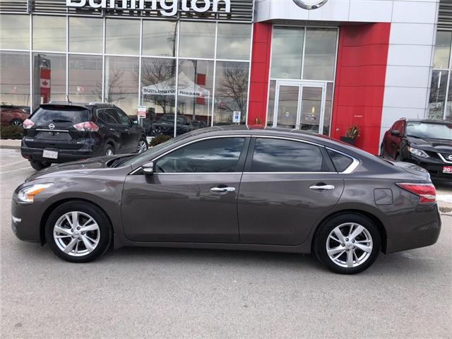2015 Nissan Altima  (Stk: A6663) in Burlington - Image 2 of 20