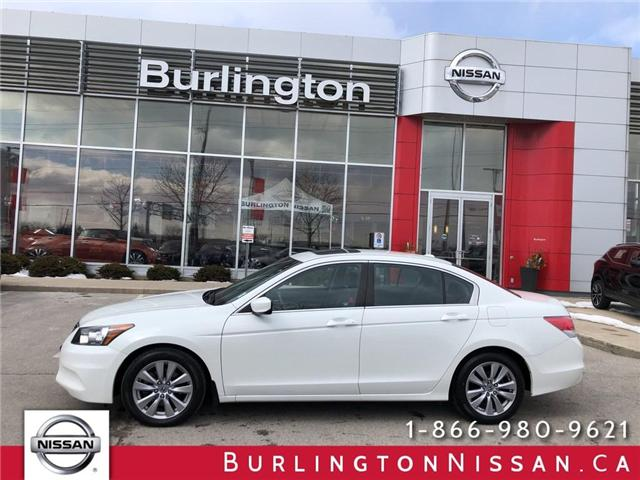 2012 Honda Accord EX-L (Stk: X2217A) in Burlington - Image 1 of 20