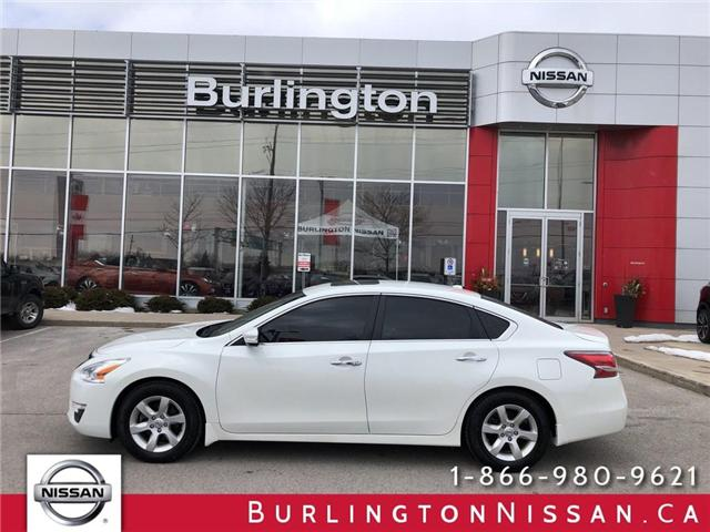 2015 Nissan Altima 2.5 SL (Stk: Y4018A) in Burlington - Image 1 of 18