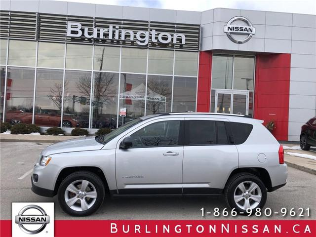 2012 Jeep Compass Sport/North (Stk: 4385A) in Burlington - Image 1 of 17