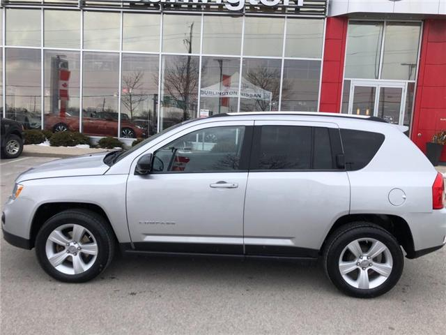 2012 Jeep Compass Sport/North (Stk: 4385A) in Burlington - Image 2 of 17