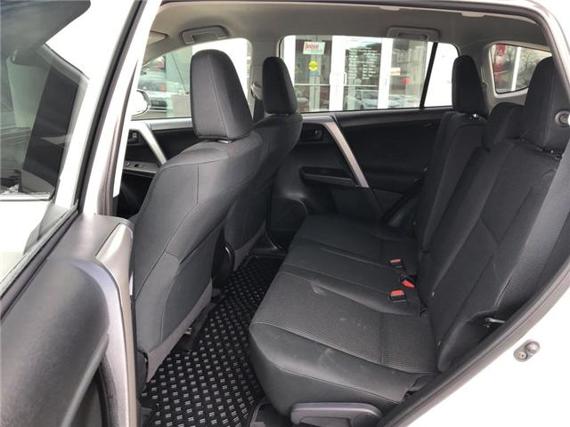 2017 Toyota RAV4 LE (Stk: U10565) in Burlington - Image 16 of 18