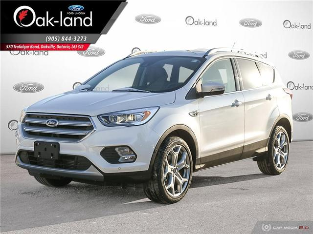 2019 Ford Escape Titanium (Stk: 9T292) in Oakville - Image 1 of 25