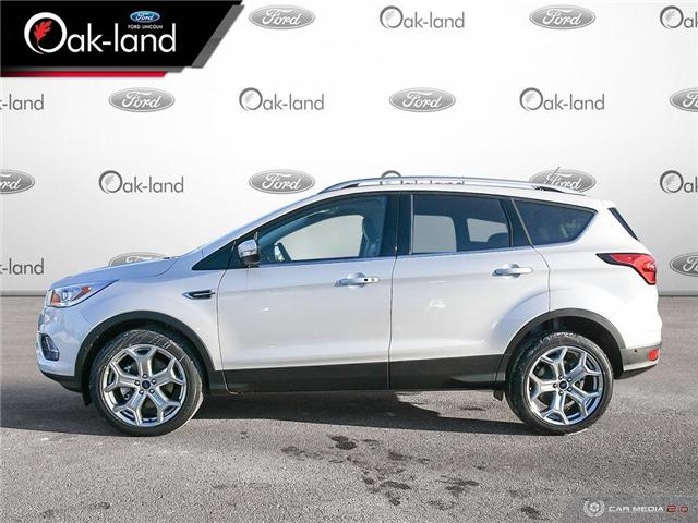 2019 Ford Escape Titanium (Stk: 9T292) in Oakville - Image 2 of 25