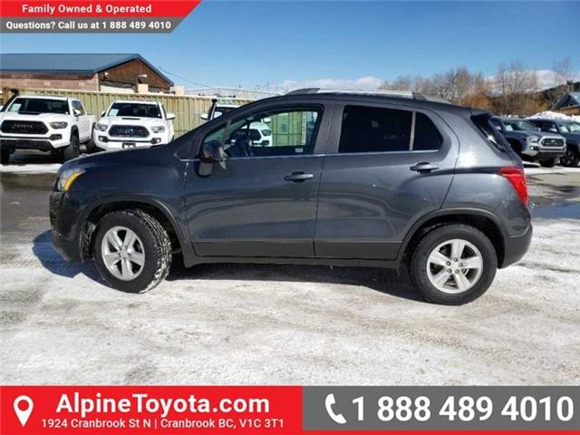 2015 Chevrolet Trax 2LT (Stk: W834694A) in Cranbrook - Image 2 of 17