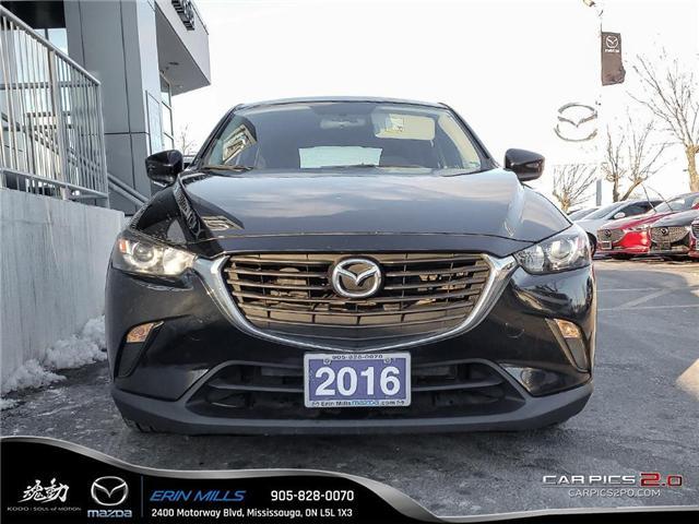 2016 Mazda CX-3 GX (Stk: P4458) in Mississauga - Image 2 of 17