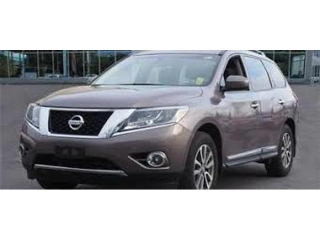 2014 Nissan Pathfinder SL (Stk: 19225A) in Ancaster - Image 1 of 1