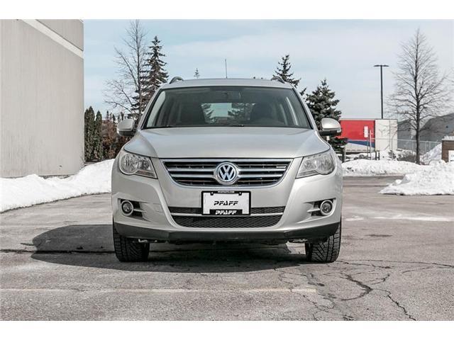 2009 Volkswagen Tiguan 2.0T Trendline (Stk: PL21607A) in Mississauga - Image 2 of 20
