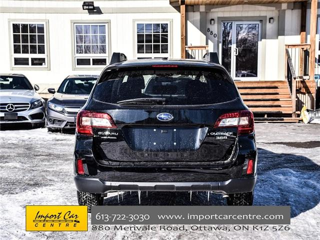2017 Subaru Outback 3.6R Touring (Stk: 298692) in Ottawa - Image 5 of 25